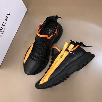 Givenchy Men's Leather SPECTRE Sport Sneakers Shoes