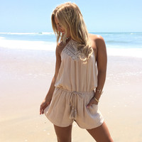 Can't You Sea Romper