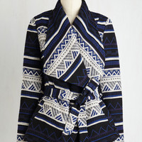 Boho Mid-length Long Sleeve The Boulder and the Beautiful Jacket