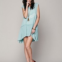 Free People Swing It With Lace Slip