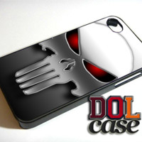 The Avenger Punisher Superheroes iPhone Case Cover|iPhone 4s|iPhone 5s|iPhone 5c|iPhone 6|iPhone 6 Plus|Free Shipping| Consta 457