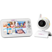 "Lorexbaby Star Bright 7"" Lcd Display Baby Monitor"