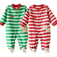 Baby Romper Newborn Baby Clothes Cotton Baby Girl Clothes Long Sleeve Girl Clothing Set Baby Boy Romper Bebe Infantial Jumpsuit