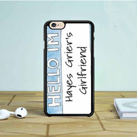 Hayes Grier Fans Magcon iPhone 6 Case Dewantary