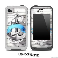 Anchor Vintage V3 Skin for the iPhone 5 or 4/4s LifeProof Case