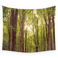 Society6 Magic Forest Wall Tapestry
