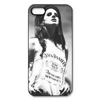 Lana Del Rey Hard Case Covery Skin for iphone 5