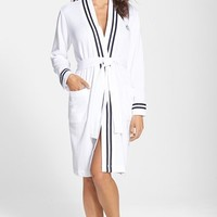 Women's Lauren Ralph Lauren Sailor Stripe Robe,