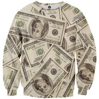 Cash Money Sweater