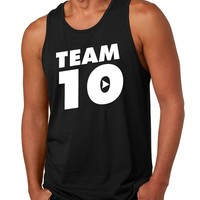 Men's Tank Top Team 10 Cool Trendy Top