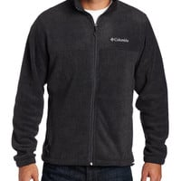 Columbia Men's Steens Mountain Front-Zip Fleece Jacket