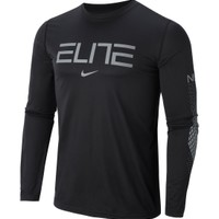 Nike Men's Elite Long Sleeve Shirt