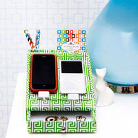 Jonathan Adler Desk Dock Organizer - See Jane Work