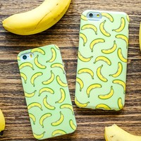 Go Bananas iPhone Case