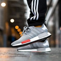 "Best Online Sale Adidas NMD R1 City Pack ""Moscow"" S79160 Boost Sport Running Shoes Classic Casual Shoes Sneakers"