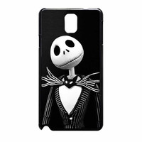Cute And Cool Style Nightmare Jack Skellington 215 Samsung Galaxy Note 3 Case