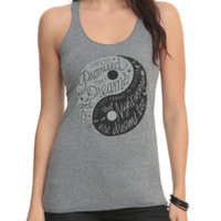 Yin-Yang Dreams Nightmares Girls Tank Top