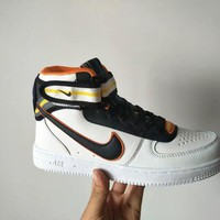 Nike Air Force 1 x Givenchy Unisex Sport Casual High Help Shoes Sneakers Couple Plate Shoes