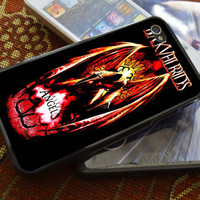 Black Veil Brides Fallen Angels iPhone 4 4S iPhone 5 5S 5C and Samsung Galaxy S2 S3 S4 Case
