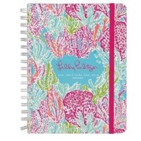 Lilly Pulitzer 2013-2014 Large Agenda - Lets Cha Cha