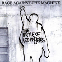 Rage Against the Machine - The Battle of Los Angeles LP