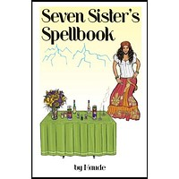 Seven Sister's Spellbook, by Maude