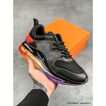 Nike Air Max 720 OBJ Versatile casual sports board shoes