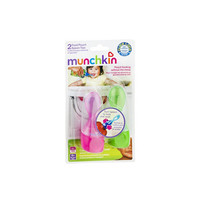 Munchkin Click Lock Food Pouch Spoon Tips - 2 Ea