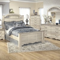 B196 Queen Bedroom Set Signature Design by Ashley Furniture