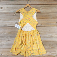 Feather Meadow Dress