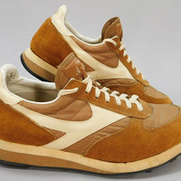 1970s Vintage / The 440 Running Shoe / Sears Jogging Shoe / Vintage Running Shoe / 70s Party / Jogger / Size 8 / Mens Vintage Running Shoes