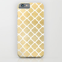 LUXURY PATTERN - for iphone iPhone & iPod Case by Simone Morana Cyla