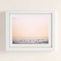 Max Wanger County Line Art Print | Urban Outfitters