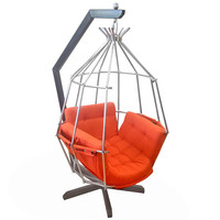 Parrot Lounge Chair by Ib Arberg