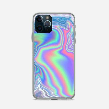 Hologram Holographic Style iPhone 12 Pro Max Case