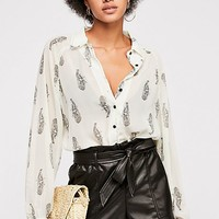 Dolly Printed Top