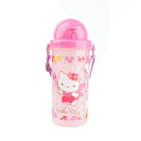 Hello Kitty Pop-Up Straw Bottle: Fairy Collection