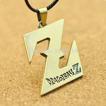 Dragonball Z Cosplay DBZ Son Goku Necklace Dragon Ball Pendant Necklace