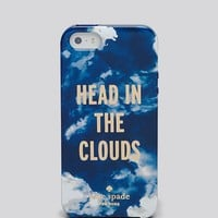 kate spade new york iPhone 5/5s Case - Head In The Clouds Resin