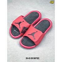AIR Jordan Woman Men Fashion Casual Sandals Slipper Shoes 4#