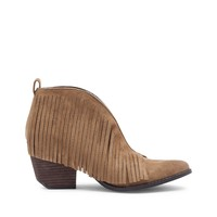 Coconuts By Matisse Lambert Fringe Ankle Bootie