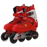 Good Quality Professional Inline Skate Adult Roller Skating Shoes High Quality Free Style Skating Patins Ice Hockey Skates
