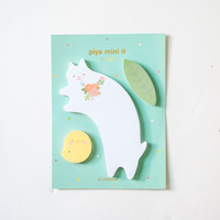 Friends Bookmark Tabs Cat & Chick