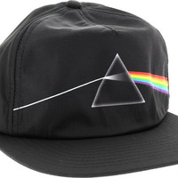 Habitat/Pink Floyd Dark Side Unstructured Hat Adjustable Black