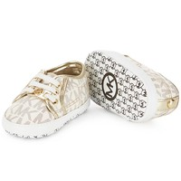 MICHAEL Michael Kors Baby Borium Crib Shoes | Dillards