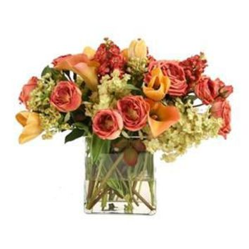 Roses, Tulips, Calla Lilies and Hydrangeas