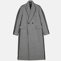 ‎‎‎Chana Two Tone Coat ‎ - ‎Stella Mccartney ‎