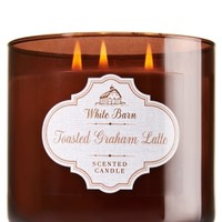 3-Wick Candle Toasted Graham Latte
