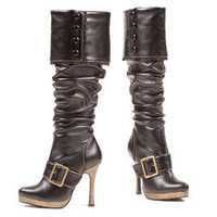 "Women's 4"" Heel Knee High Boots"