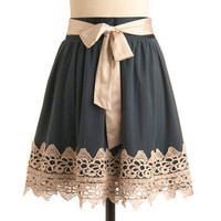 Vocal Celebrity Skirt | Mod Retro Vintage Skirts | ModCloth.com